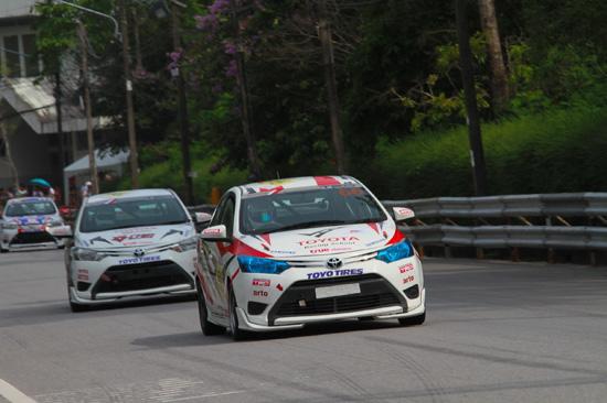 โตโยต้า มอเตอร์สปอร์ต 2016,โตโยต้า มอเตอร์สปอร์ต,ไฮลักซ์ รีโว่ วันเมคเรซ,GAZOO Racing,รีโว่ วันเมคเรซ,Hilux Revo One Make Race,Revo One Make Race,Toyota Motorsport 2016,โคโรลล่า อัสติส วันเมคเรซ,วีออส วันเมคเรซ,วีออส วันเมคเรซ เลดี้คัพ