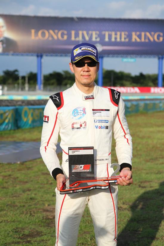 Thailand Super Series 2016,ผลการแข่งขัน Thailand Super Series 2016 สนาม 3-4,Porsche Carrera Cup Asia 2016,ผลการแข่งขัน Porsche Carrera Cup Asia 2016