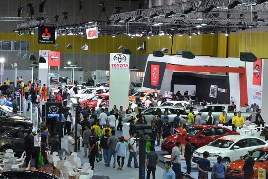 FAST Auto Show Thailand 2016,FAST Auto Show Thailand 2016 ครั้งที่ 5,กรุงศรีออโต้,FAST Auto Show,ศูนย์นิทรรศการและการประชุม ไบเทค บางนา
