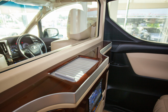 ETON Drive Smart,New Alphard Exclusive Lounge,อีตั้น อิมปอร์ท กรุ๊ป,แคมเปญ ETON Drive Smart,อัจฉรีย์ ตันติยันกุล