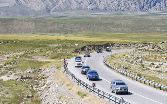 Hilux REVO Caravan Trip,กรุงเทพ – อิตาลี,คาราวาน ไฮลักซ์ รีโว่,ไฮลักซ์ รีโว่ คาราวาน, Hilux REVO Caravan,Toyota Hilux REVO