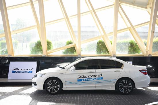 เทคโนโลยีไฮบริดใหม่,เทคโนโลยีความปลอดภัย,Honda SENSING,Honda Accord Hybrid,Honda Accord Hybrid 2016,Honda Accord Hybrid ใหม่