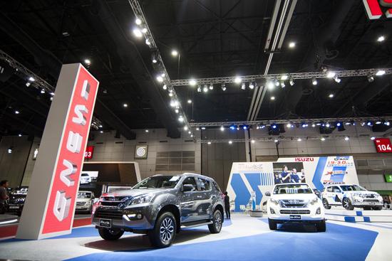 อีซูซุดีแมคซ์ บลูเพาเวอร์,BIG Motor Sale 2016,อีซูซุเอ็กซ์-ซีรี่ส์ 1.9 ดีดีไอ บลูเพาเวอร์,อีซูซุดีแมคซ์ วี-ครอส 4x4,แคมเปญอีซูซุ