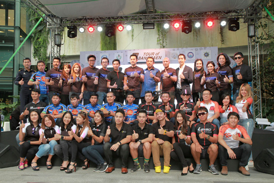 บางแสนกรังปรีซ์,Bangsaen Grandprix,Bangsaen Grandprix 2016,Thailand Super Series 2016,RAAT Thailand Championship International 2016,Tour of Bangsaen,การแข่งขันจักรยานประเภทไครทีเรียม
