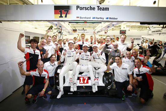 Mark Webber,Porsche special representative,รถยนต์ปอร์เช่,AAS,Porsche Thailand