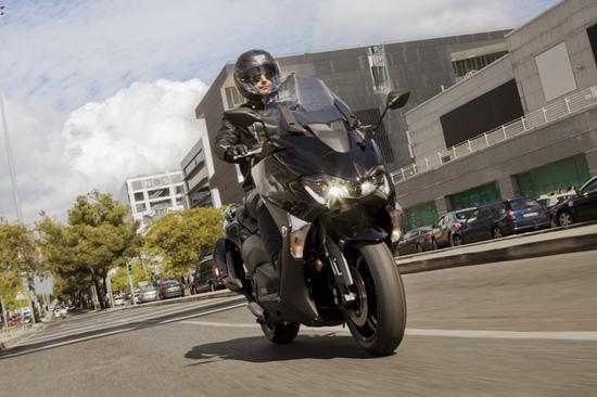 Yamaha TMAX 530 MY 2017,Yamaha,TMAX 530,2017 TMAX 530,BigScooter,RidersClub,Yamaha Riders Club