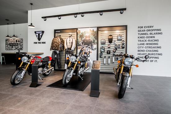 ไทรอัมพ์ บางนา,ไทรอัมพ์ เวิลด์,โชว์รูมศูนย์บริการ ไทรอัมพ์ บางนา,อัลทิเมท ไรด์,Triumph Bangna by Ultimate Ride,Triumph Bangna,Ultimate Ride,โชว์รูม Triumph บางนา