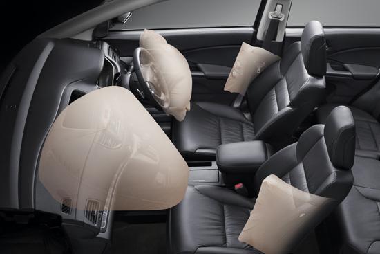 ฮอนด้าแจ้งเรียกรถยนต์,ปัญหาชิ้นส่วนในชุดถุงลม,ปัญหาชิ้นส่วนในชุดถุงลมของทาคาตะ,เรียดคืนรถยนต์ฮอนด้า