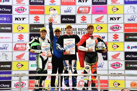 เอเชีย โร้ด เรซซิ่ง แชมเปี้ยนชิพ 2016,asia road racing champion 2016,สนามช้าง อินเตอร์เนชั่นแนล เซอร์กิต,ยามาฮ่า ไทยแลนด์ เรซซิ่งทีม