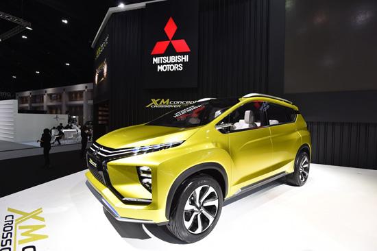 Mitsubishi XM Concept,ปาเจโร สปอร์ต,GT-Premium 4WD,Motor Expo 2016,รถใหม่ในงาน Motor Expo 2016,แคมเปญ Motor Expo 2016,โปรโมชั่น Motor Expo 2016,แคมเปญโปรโมชั่น Motor Expo 2016