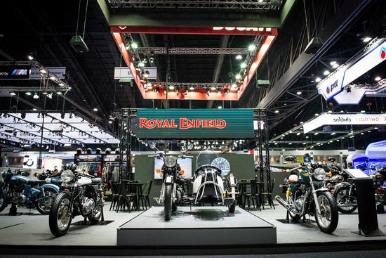 รอยัล เอนฟิลด์,Royal Enfield,Custom Bike,รถจักรยานยนต์ในยุคสงครามโลก,Motor Expo 2016,รถใหม่ในงาน Motor Expo 2016,แคมเปญ Motor Expo 2016,โปรโมชั่น Motor Expo 2016,แคมเปญโปรโมชั่น Motor Expo 2016