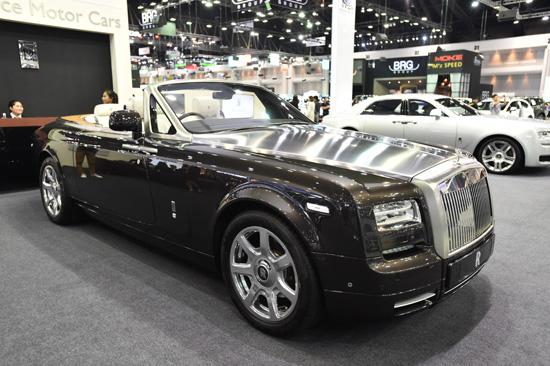 ROLLS-ROYCE MOTOR CARS,PHANTOM DROPHEAD COUPÉ,Rolls-Royces,Rolls-Royces Phantom,Motor Expo 2016,รถใหม่ในงาน Motor Expo 2016,แคมเปญ Motor Expo 2016,โปรโมชั่น Motor Expo 2016,แคมเปญโปรโมชั่น Motor Expo 2016