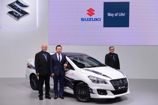 Suzuki Swift,Suzuki Ciaz,Suzuki Ertiga GX,แคมเปญรถยนต์ซูซูกิ,Motor Expo 2016,รถใหม่ในงาน Motor Expo 2016,แคมเปญ Motor Expo 2016,โปรโมชั่น Motor Expo 2016,แคมเปญโปรโมชั่น Motor Expo 2016