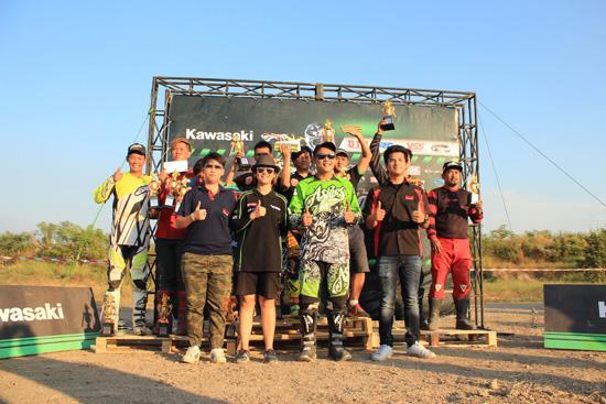 Kawasaki Enduro 3 Hours,Kawasaki,Enduro 3 Hours,การแข่งขันเอ็นดูโร่ 3 ชั่วโมง,เรือนแพฟิชชิ่งปาร์ค บ่อดิน มีนบุรี
