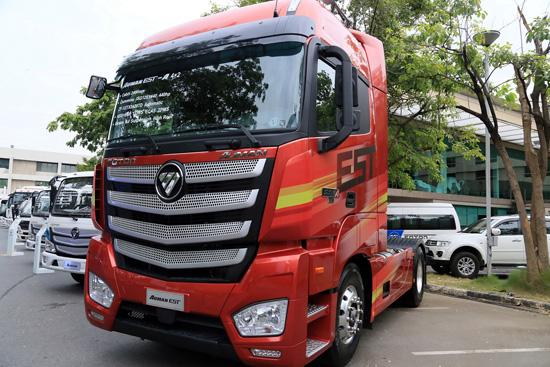 โฟตอน มอเตอร์,รถบรรทุกโฟตอน,โฟตอน ซุปเปอร์ทรัค,Foton Super Truck