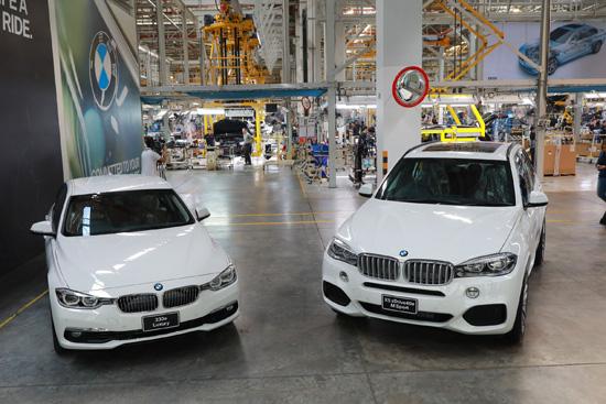 บีเอ็มดับเบิลยู กรุ๊ป แมนูแฟคเจอริ่ง ประเทศไทย,สายการประกอบรถยนต์ปลั๊กอิน ไฮบริด,สายการประกอบรถยนต์,รถยนต์ปลั๊กอิน ไฮบริด,bmw X5 xDrive40e M Sport,bmw 330e Luxury,เทคโนโลยี iPerformance,เทคโนโลยีบีเอ็มดับเบิลยู eDrive,bmw eDrive,โรงงานประกอบรถยนต์ bmw,นิคมอุตสาหกรรมอมตะซิตี้ จังหวัดระยอง,bmw นิคมอุตสาหกรรมอมตะซิตี้