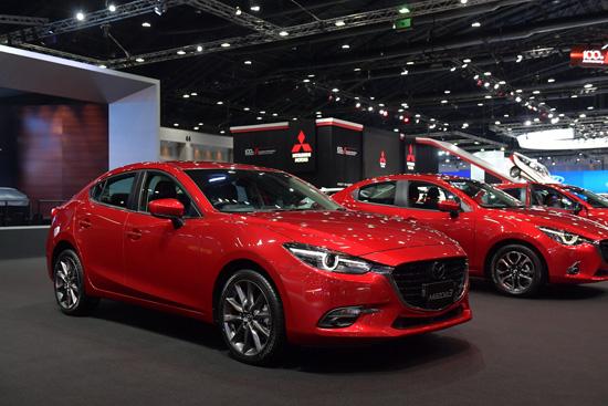 MX-5 RF ใหม่,CX-3 รุ่นปรับโฉมใหม่,SKYACTIV-VEHICLE DYNAMICS,มาสด้ามอเตอร์โชว์,Mazda MX-5 RF ใหม่,Mazda CX-3 ใหม่,แคมเปญ Motorshow 2017