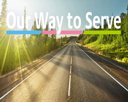 บริดจสโตน,Our Way to Serve,บริดจสโตน Our Way to Serve,Bridgestone Our Way to Serve