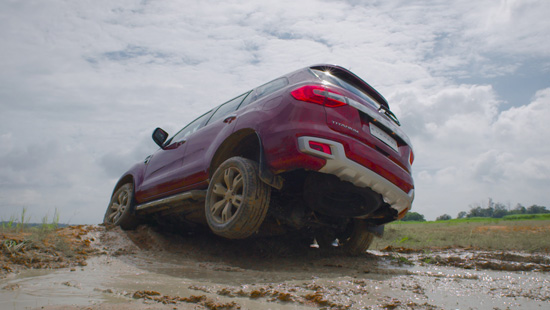 รถเอสยูวี,Ford Everest,Ford Everest 2017,ฟอร์ด เอเวอเรสต์,ท่องเที่ยววันหยุด,เคล็ดลับขับขี่ปลอดภัย,ขับรถบนทางออฟโรด,ขับขี่ปลอดภัย,ฟอร์ด เอเวอเรสต์ ใหม่,Ford Everest ใหม่