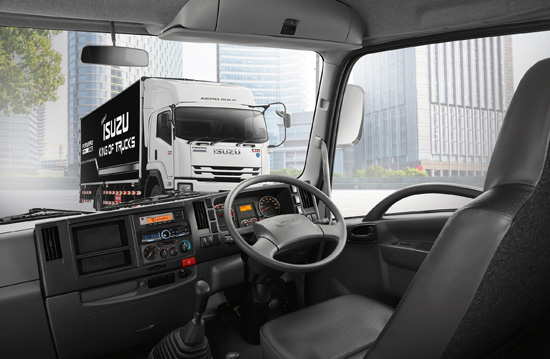Isuzu King of Trucks,รถบรรทุกอีซูซุรุ่นใหม่,รถบรรทุกอีซูซุ,ตรีเพชรอีซูซุเซลส์,อีซูซุเปิดตัว รถบรรทุกอีซูซุรุ่นใหม่,GXZ,FYH,FXZ, FVZ,FVM,FTR,ระบบควบคุมการทรงตัวอัจฉริยะ IESC,ISUZU TRUCKS THAILAND OFFICIAL,เครื่องยนต์ Isuzu King of Trucks,รถบรรทุกอีซูซุ ใหม