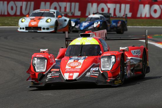 ต่อ เกรฟส์,FIA World Endurance Championship 2017,สนาม Spa-Francorchamps,การแข่งขันรถยนต์ทางเรียบมาราธอนชิงแชมป์โลก,ต่อ ศรีอาชวนนท์ เกรฟส์,6 Hours of Spa-Francorchamps,2017 24 Hours of Le Mans