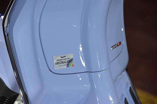 เวสปิอาริโอ,NOT FOR EVERYONE IS IT FOR YOU?,Vespa Primavera 150 Arcobaleno Limited Edition,Vespa Primavera,เวสป้า พรีมาเวร่า 150 อาร์โคบาเลโน ลิมิเต็ด อิดิชั่น,เวสป้า พรีมาเวร่า ใหม่,เวสป้า พีเอ็กซ์ 125,Motoplex,ราคา Vespa Primavera