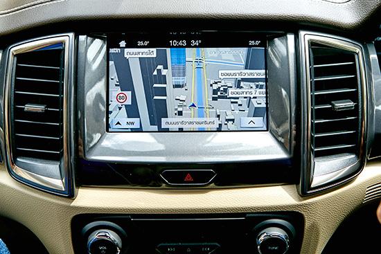 Ford Smart Navi Race,Ford Navigation System,ระบบแผนที่นำทางแบบสามมิติ ในฟอร์ด,ช่างชุ่ย,ร้านอากาศ บิสโทร แอนด์ บาร์,AKART Bistro & Bar,ฟอร์ด เรนเจอร์ ไวลด์แทรค,ฟอร์ด เอเวอเรสต์ ใหม่