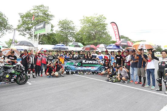 สรุปผลการแข่งขัน Kawasaki Road Racing Championship 2017,ผลการแข่งขัน Kawasaki Road Racing Championship 2017,สรุปผลการแข่งขัน Kawasaki Road Racing Championship 2017 สนามที่ 2,ผลการแข่งขัน Kawasaki Road Racing Championship 2017 สนามที่ 2,สรุปผลการแข่งขัน KRRC สนามที่ 2