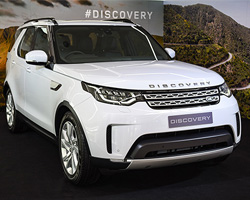 All-New Land Rover Discovery,All-New Land Rover Discovery se,All-New Land Rover Discovery hse,Land Rover Discovery ใหม่,Discovery se,Discovery hse,ราคา Land Rover Discovery 2017,landroverthailand,inchcape thailand