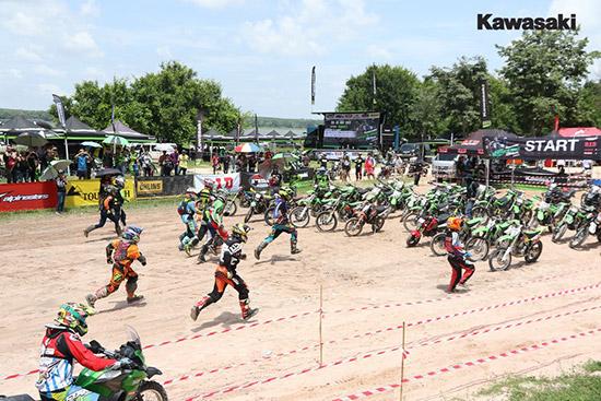 Kawasaki Enduro 3 Hours,การแข่งขันเอ็นดูโร่ 3 ชั่วโมง,อ่างเก็บน้ำหนองปลาไหล,ปลวกแดง,คาวาซากิ อ็นดูโร่ 3 ชั่วโมง,ผลการแข่งขัน Kawasaki Enduro 3 Hours สนามที่ 2