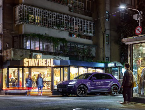 Porsche Life Intensified,Porsche Macan,Instagram photography contest,ปอร์เช่ เอเซีย แปซิฟิค,มาคันน์