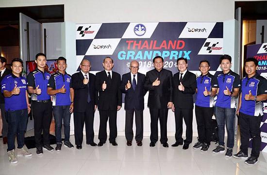 Thailand Grandprix,Thailand Grandprix 2018 - 2020,MotoGP Thailand,สนามช้าง อินเตอร์เนชั่นแนล เซอร์กิต จ.บุรีรัมย์,Dorna,Dorna MotoGP,winter test,ดอร์น่า สปอร์ต,การกีฬาแห่งประเทศไทย,MotoGP สนามช้าง,โมโตจีพี,โมโตจีพี สนามช้าง