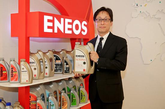 น้ำมันหล่อลื่นเอเนออส,เอเนออส,ENEOS,น้ำมันเครื่อง ENEOS