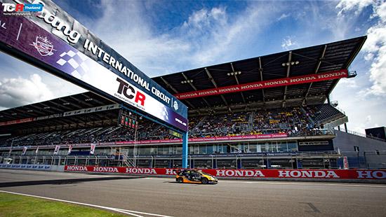 TCR International Series,TCR Thailand,ผลการแข่งขัน TCR International Series,ผลการแข่งขัน TCR Thailand,สนาม ช้าง อินเตอร์เนชั่นแนล เซอร์กิต จ.บุรีรัมย์