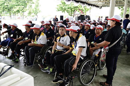 ไทยบริดจสโตนสนับสนุนโครงการสานฝันฮีโร่ 4,ไทยบริดจสโตนสนับสนุนโครงการสานฝันฮีโร่,พาราลิมปิก 2020,สานฝันฮีโร่ ครั้งที่ 4,นักกีฬาผู้พิการทีมชาติ