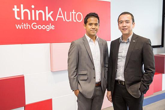 Google,Google Thailand,พฤติกรรมก่อนการตัดสินใจซื้อรถยนต์,ผลงานวิจัยพฤติกรรมก่อนการตัดสินใจซื้อรถยนต์,Google เผยผลงานวิจัยพฤติกรรมก่อนการตัดสินใจซื้อรถยนต์,ปัจจัยที่มีผลต่อการตัดสินใจซื้อรถยนต์,ทดลองขับรถ