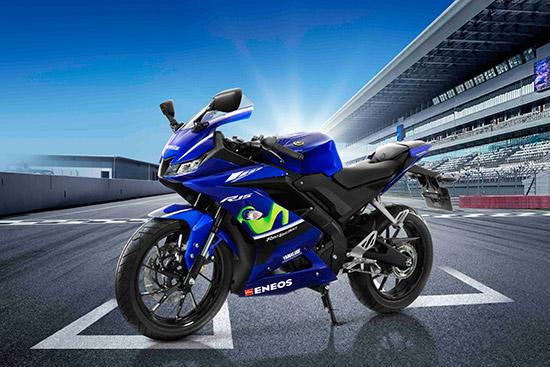 Yamaha YZF-R3,Yamaha All New YZF-R15,Yamaha EXCITER,Yamaha AEROX 155,YZF-R3 MotoGP Edition,YZF-R15 MotoGP Edition,Exciter 150 MotoGP Edition,AEROX 155 MotoGP Edition,ระบบวาล์วแปรผัน VVA,เสื้อสูบ DiASil