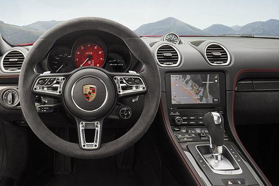 The new Porsche 718 GTS,2017 Porsche 718 GTS,Porsche 718 GTS,Porsche 718 GTS 2017,Porsche 718 GTS ใหม่