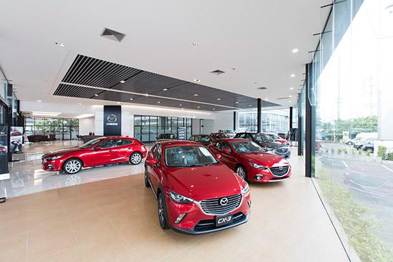 มาสด้า,ชาญชัย ตระการอุดมสุข,เจ.ดี พาวเวอร์,ความพึงพอใจด้านการบริการงานขายรถใหม่,Sales Satisfaction Index,J.D. Power 2017,J.D. Power,MAZDA ACTIV SERVICE