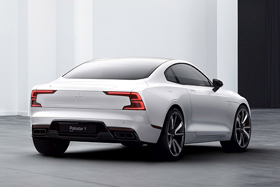 Volvo car,Polestar,Geely Holdings,วอลโว่ คาร์,โพลสตาร์,รถยนต์ไฟฟ้า
