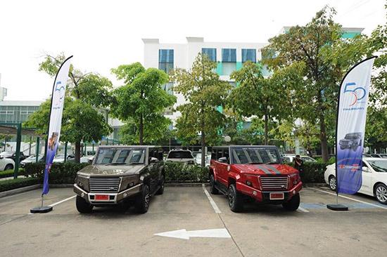 TR TRANSFORMER II รุ่นพิเศษ ฉลองครบรอบ 50 ปี,TR TRANSFORMER II,TR TRANSFORMER II รุ่นพิเศษ,TR TRANSFORMER II สีใหม่,TR TRANSFORMER,TR Transformer II Limited Edition,TR Transformer II รุ่นพิเศษ Limited Edition,ไทยรุ่งยูเนี่ยนคาร์,สมพงษ์ เผอิญโชค,TRU
