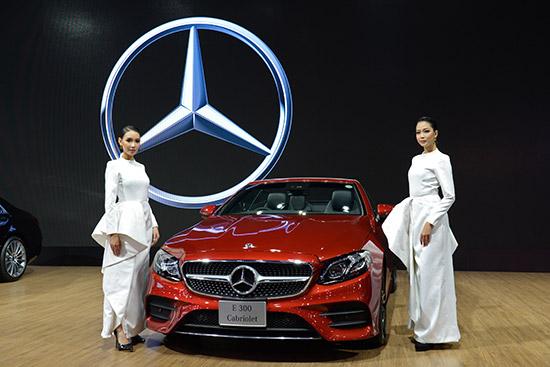 Mercedes-AMG,Mercedes-AMG GT R,Mercedes-AMG GT C,Mercedes-Maybach S 560 Premium,The new E-Class Cabriolet,The S 350 d AMG Premium,แคมเปญรถยนต์ Mercedes-Benz,MercedesBenzThailand