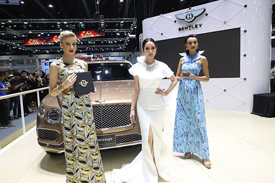 เอเอเอส ออโต้ เซอร์วิส,เบนท์ลี่ย์ ประเทศไทย,แอฟ ทักษอร,Beauty Gems,Bentley Bentayga W12,Bentley Flying Spur W12,The new Cayenne S,Panamera 4 E-Hybrid Executive,Panamera 4 E-Hybrid Sport Turismo,AAS Auto Service,Motorexpo 2017