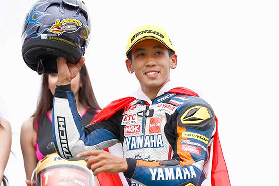 อนุภาพ ซามู,YAMAHA THAILAND RACING TEAM,Asia Production 250 cc,ASIA ROAD RACING CHAMPIONSHIP 2017
