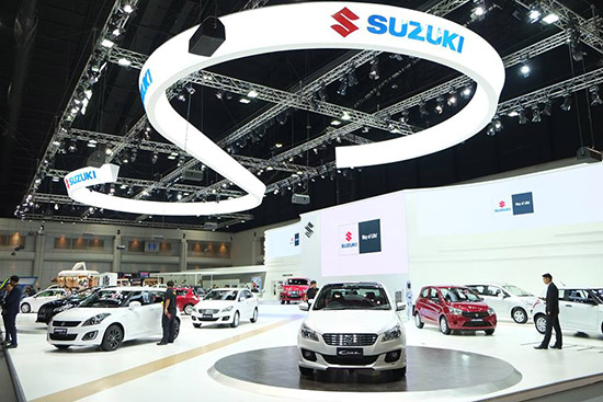 SUZUKI CIAZ ใหม่,SUZUKI CIAZ RS,AFF Suzuki Cup 2018,MotorExpo 2017,แคมเปญ SUZUKI CIAZ