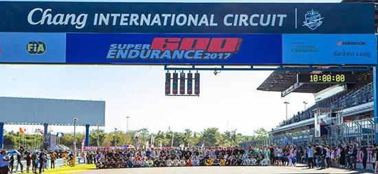 ผลการแข่งขันรายการ Super Endurance 600 Minutes 2017,ผลการแข่งขันรายการ Super Endurance 600 Minutes,Super Endurance 600 Minutes 2017,ผลการแข่งขัน Super Endurance 600 Minutes 2017,ผลแข่ง Super Endurance 600 Minutes 2017,สนามช้าง อินเตอร์เนชั่นแนล เซอร์กิต