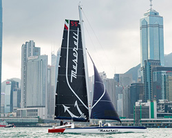 MASERATI Drive & Sail Experience,ล่องเรือ Trimaran,Levante S,Quattroporte GTS