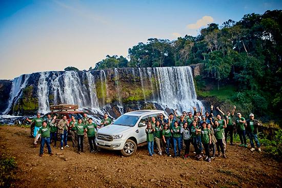 ฟอร์ด ประเทศไทย,ฟอร์ด เอเวอเรสต์,Extraordinary Adventure