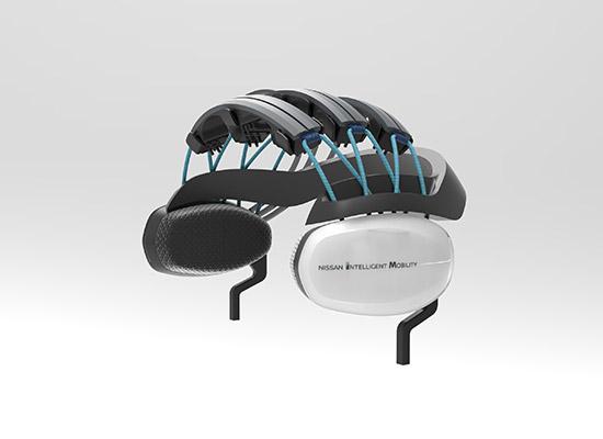 เทคโนโลยี B2V,B2V,นิสสัน ลีฟ,Brain to Vehicle,เทคโนโลยี Brain to Vehicle,นิสสัน Brain to Vehicle,รถยนต์ต้นแบบ IMx