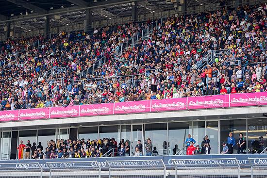 เอเชียน เลอมังส์ ซีรีส์ สนาม 3,ผลการแข่งขันเอเชียน เลอมังส์ ซีรีส์,สนามช้าง อินเตอร์เนชั่นแนล เซอร์กิต,ผลการแข่งขันเอเชียน เลอมังส์ ซีรีส์ สนาม 3